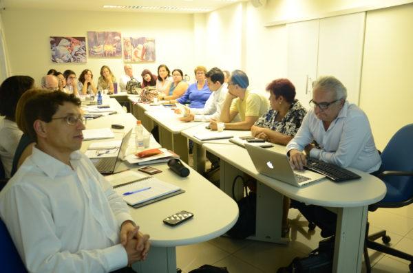 Sétima reunião discutiu métodos de alívio para a dor do parto